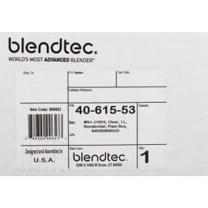 Чаша к блендеру Blendtec, модель Wildside+ - фото 16