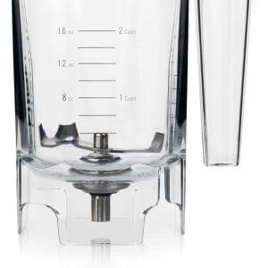 Чаша к блендеру Blendtec, модель Twister (для сухих продуктов) - фото 3