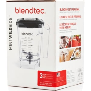Чаша к блендеру Blendtec, модель Mini Wildside - фото 14