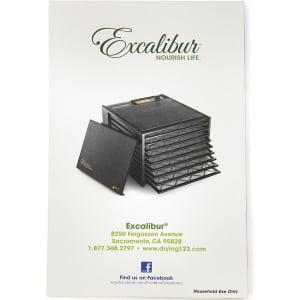 Дегидратор Excalibur Premium 10 (EXC10ELF) - фото 19