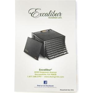 Дегидратор Excalibur Standart 9W (4926T220W) - фото 5