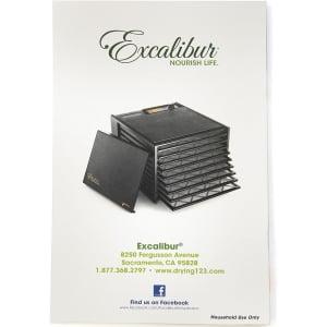 Дегидратор Excalibur Digital 5B (4548CDFB) - фото 11