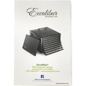 Дегидратор Excalibur Standart 9B (4926TCD220B) - фото 11