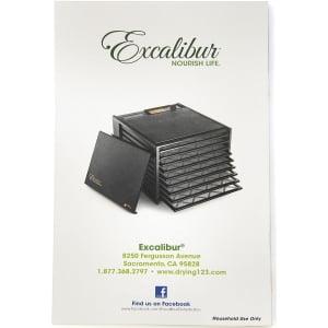 Дегидратор Excalibur Standart 5W (4526T220W) - фото 10