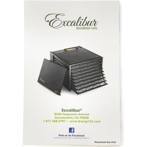 Дегидратор Excalibur Lux 9SS (D902SHD) - фото 10