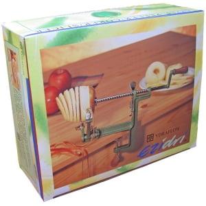 Яблокорезка Ezidri Apple Peeler на винте - фото 3