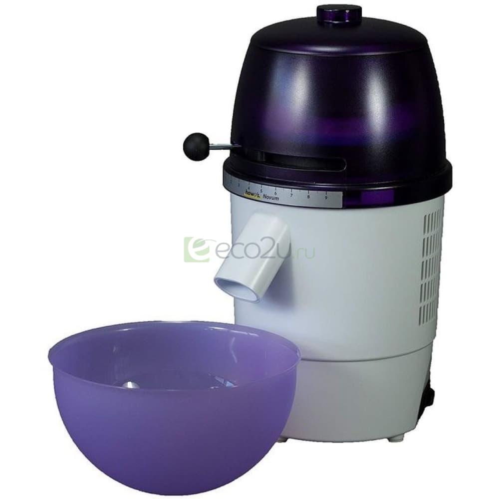Мельница электрическая Hawos Novum, Фиолетовая