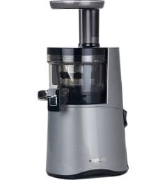 Соковыжималка Hurom Alpha H-AA-DBE17, серебристый