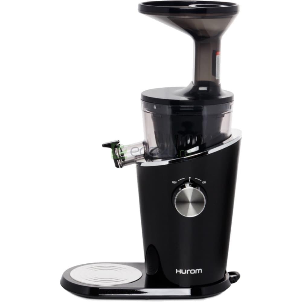 Соковыжималка Hurom H-100-BBEA01, 4 поколение, Черная