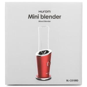 Мини-блендер Hurom BL-C01ERD, Красный - фото 3