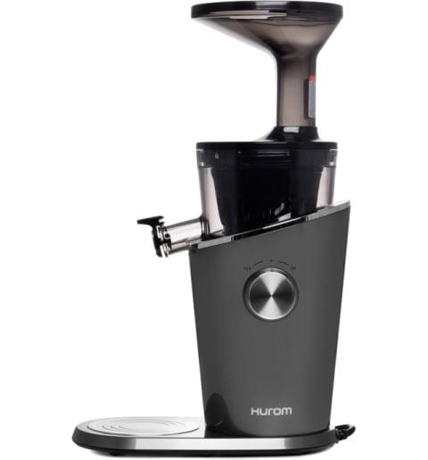 Соковыжималка Hurom H-100-DBEA01, 4 поколение, Титановая