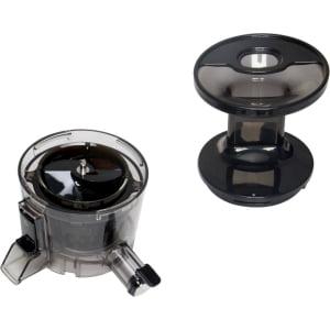 Соковыжималка Hurom H-100-DBEA01, 4 поколение, Титановая - фото 2