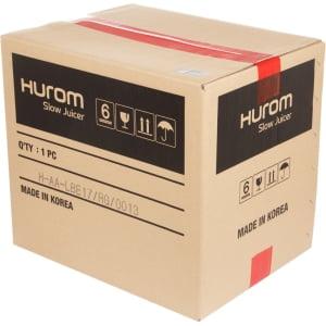 Соковыжималка Hurom Alpha H-AA-LBE17, Розово-золотистая - фото 8