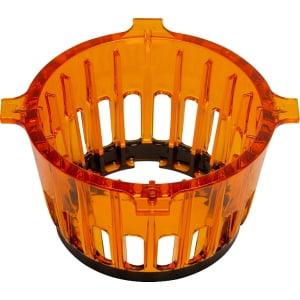 Соковыжималка Hurom H-100-OBEA01, 4 поколение, Оранжевая - фото 16