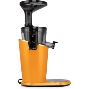Соковыжималка Hurom H-100-OBEA01, 4 поколение, Оранжевая - фото 18