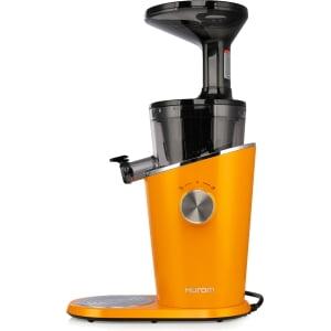 Соковыжималка Hurom H-100-OBEA01, 4 поколение, Оранжевая