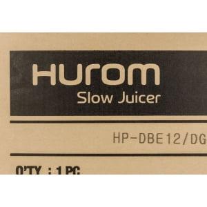 Соковыжималка Hurom HP-DBE12, Серая - фото 11