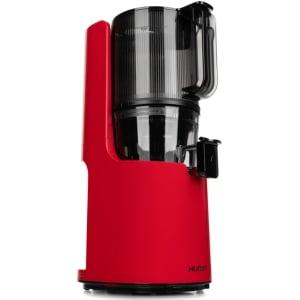 Соковыжималка Hurom H-200-RBEA03, 4+ поколение, Красная - фото 2