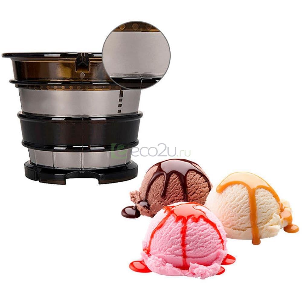 Насадка King Mix для мороженого и пюре (для соковыжималок GP-10, GP-20S, GP-40S)