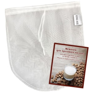 Мешочек для орехового молока King Mix