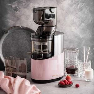 Соковыжималка King Mix GP-40S, Розовая пастель - фото 4