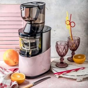 Соковыжималка King Mix GP-40S, Розовая пастель - фото 7