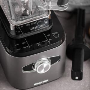 Профессиональный блендер King Mix KM-Terminator, Серый - фото 8