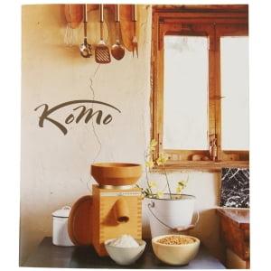 Электрическая мельница для зерна Komo Fidibus XL Plus - фото 13