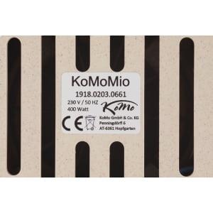Мельница Komo Komomio 400 Вт, Желтый - фото 3
