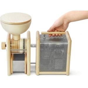 Ручная мельница для зерна Komo Handmill Combo с электромотором - фото 3