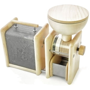 Ручная мельница для зерна Komo Handmill Combo с электромотором - фото 8