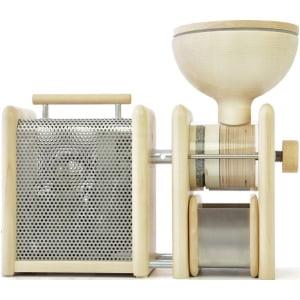Ручная мельница для зерна Komo Handmill Combo с электромотором - фото 7