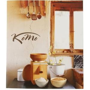 Ручная мельница для зерна Komo Handmill Combo с электромотором - фото 10