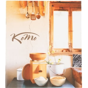 Электрическая мельница для зерна Komo Jumbo - фото 4