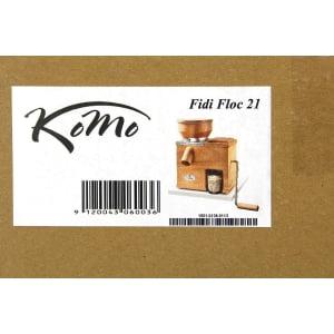 Мельница Komo FidiFloc21 (электрическая + ручная мельница для хлопьев) - фото 7