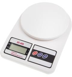 Весы цифровые кухонные Кроматек TH/SF-400 (с батарейками в комплекте)