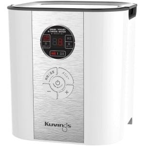 Йогуртница-ферментатор Kuvings KGC-621 с функцией сыроварки, Белая - фото 1