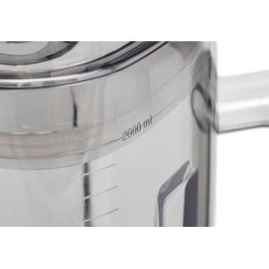 Профессиональный блендер L'equip BS7C Quattro (3 чаши), Белый - фото 10