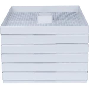 Комплект х6 лотков к дегидратору L'equip D-Cube (6 лотков в отдельной коробке) - фото 7