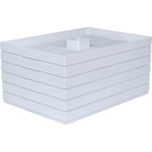 Комплект х6 лотков к дегидратору L'equip D-Cube (6 лотков в отдельной коробке) - фото 1