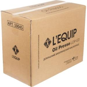 Домашний шнековый маслопресс L'equip LOP-G3 - фото 3