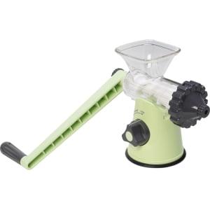 Соковыжималка ручная Lexen Healthy Juicer Manual GP27-G, Зеленая - фото 19