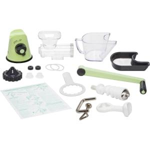 Соковыжималка ручная Lexen Healthy Juicer Manual GP27-G, Зеленая - фото 4