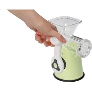 Соковыжималка ручная Lexen Healthy Juicer Manual GP27-G, Зеленая - фото 2