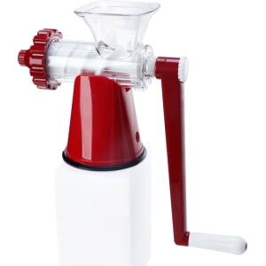 Соковыжималка ручная Lexen Healthy Juicer Manual GP27-R, Красная - фото 3