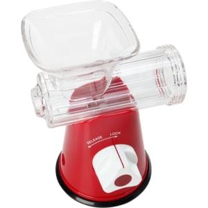 Соковыжималка ручная Lexen Healthy Juicer Manual GP27-R, Красная - фото 7