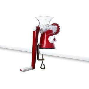 Соковыжималка ручная Lexen Healthy Juicer Manual GP27-R, Красная - фото 15