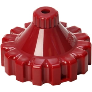 Соковыжималка ручная Lexen Healthy Juicer Manual GP27-R, Красная - фото 6