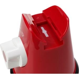 Соковыжималка ручная Lexen Healthy Juicer Manual GP27-R, Красная - фото 11