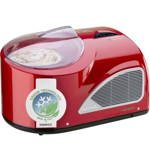 Мороженица Nemox I-Green Gelato NXT1 L'Automatica Red